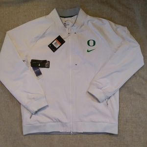 Nike Oregon Ducks Coaches Jacket